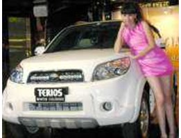 Jual NEW TERIOS