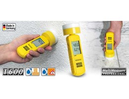 Jual Moisture Meter T-600 Trotec Germany, Sole Agent Trotec Indonesia, Distributor product Trotec Indonesia, www.sitoho.com