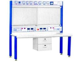 Jual XK-ETT2 double-station electrical technology training sets