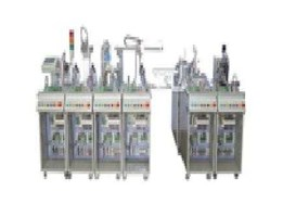 Jual XK-MPS mechanical and electrical integration flexible production line training device