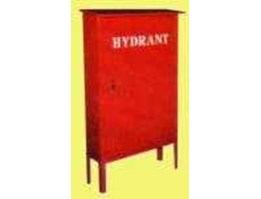 Hydrant Box Type C ( Outdoor) Hydrant Box Type C, ( Outdoor) Size : 66 x 20 x 95 cm ( LxWxH) Material : Mild Steel & Black Steel