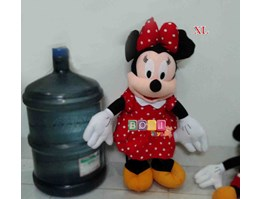 Jual Boneka Minnie Mouse
