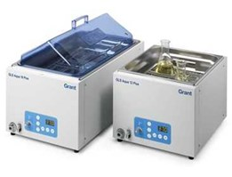 Water Bath - GLS Aqua Plus Series Linear Shaking Water Bath