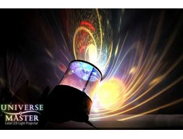 Lampu Projector Universe Master