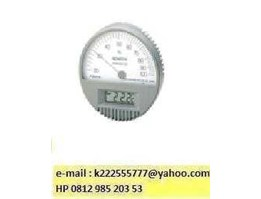 Hair Hygrometer with Digital Thermometer ( Highest II), No. 7542-00, Sato, Japan, HP 0813 8758 7112, email : k000333999@ yahoo.com