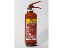 Jual Alat Pemadam Api Optimax | Wet Chemical Fire Extinguishers