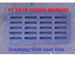 Jual GREATING/ GRILL CAST IRON