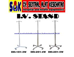 Jual TIANG INFUS PASIEN : : PATIENT INFUSION STAND : : PATIENT I.V. STAND