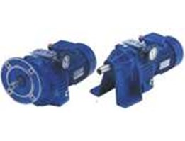 MOTOVARIO, HELICAL GEAR MOTOR, TYPE PRC / PRCF