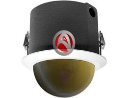 Jual Pelco CCTV INdonesia Spectra ® IV IP Series Network Dome System In-Ceiling, Indoor Gold SD4N35-F3