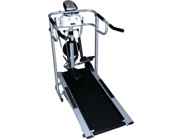 Treadmil Manual 4 Fungsi