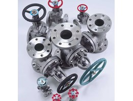 STAINLESS AND HIGH ALLOY STEEL VALVE