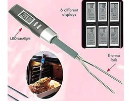 Jual XHST221 Thermometer Digital Fork