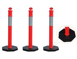 Jual Traffic Delineator Post / Stick Cone