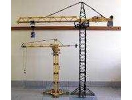 Jual SEWA CRANE TOWER