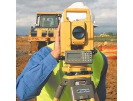 Total Station TOPCON GTS 240NW