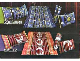 bedcover and bantal selimut ( balmut)
