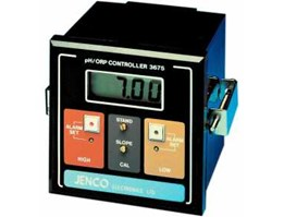 Jenco pH, ORP In-line Controller 3675