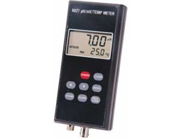 Jenco pH, ORP, Temperature Portable Meter 6027