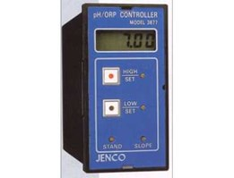 Jenco pH, ORP In-line Controller 3677