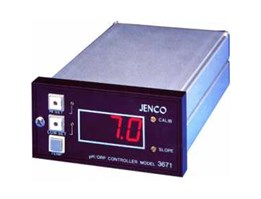 Jenco pH, ORP In-line Controller 3671N