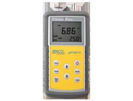 Jenco pH, ORP, Temperature Portable Meter 6810
