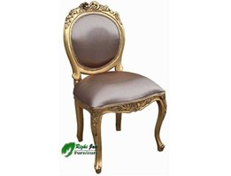Jual French Gold- Dining Chair l French Furniture l Painted Furniture l antique furniture indonesia | french furniture indonesia l Perabot Hotel