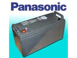 Jual Battery Panasonic AGM VRLA 120 AH