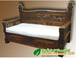 Jual Daybed Rahwana Style l French Furniture l Minimalis Furniture l Antique Furniture l Unique Furniture l Classic Furniture l