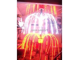 Lampu Hias LED Fireworks Air Mancur