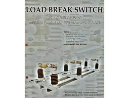 load break switch 24kv 400-630A