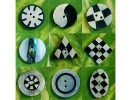 Jual shell button made from indonesia or bali