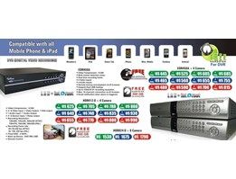 CCTV Makassar - DVR Compatible with all mobile phone & ipad Blackberry Ipad Galaxi Tab Iphone Wins. Mobile Symbian Android