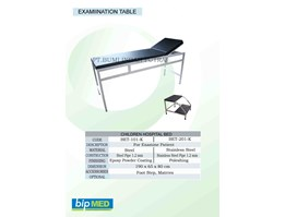 Jual Examination Table - Meja Periksa