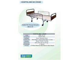 Jual Hospital Bed No Crank