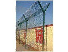 Jual Airport Fence