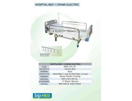 Jual Hospital Bed 1 Crank Elektric