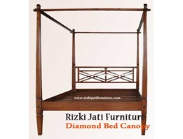 Jual Diamond Bed Canopy l Bed Minimalis l Bed Antique l Bed Ukir Jepara l French Furniture l produsen furniture produsen french furniture indonesia   Furniture Jepara   Profesioanal company furniture   Wooden Furniture product   supplier furniture indonesia l
