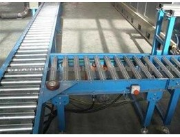 Jual GRAVITY ROLLER CONVEYOR