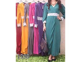 Jual Longdress Muslim 1950