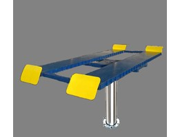 Jual LIFT CUCI MOBIL (SINGLE POST LIFT JACK ROTARY MODEL H-BEAM)