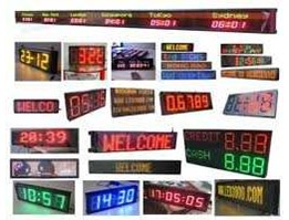 Jual Moving Sign / Running Text / LED Display
