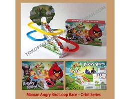 Jual Mainan Angry Bird Loop Race – Orbit Series