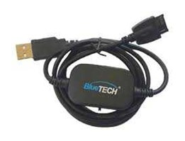 Jual kabel data blue tech