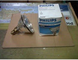 Merk : Philips Lampu PAR 38 24 V 120 Watt Philips