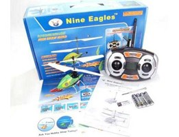 Jual Rc Helicopter Micro Free Spirit Nine Eagle