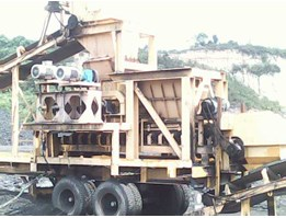 Jual COAL CRUSHER MACHINE
