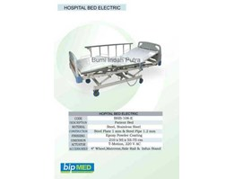 Hospital bed 3 Crank Electric