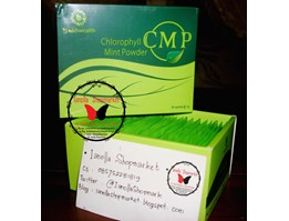 Jual CMP ( Chlorophyll Mint Powder) RECOMMENDED TUK DIET ! !