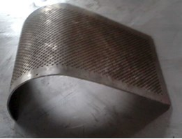 Plate Strainer